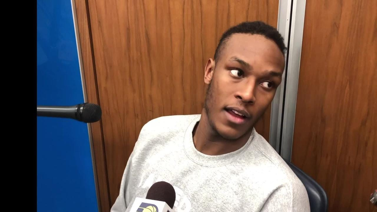 Myles Turner: Light years difference in Pacers' confidence now vs. earlier in season