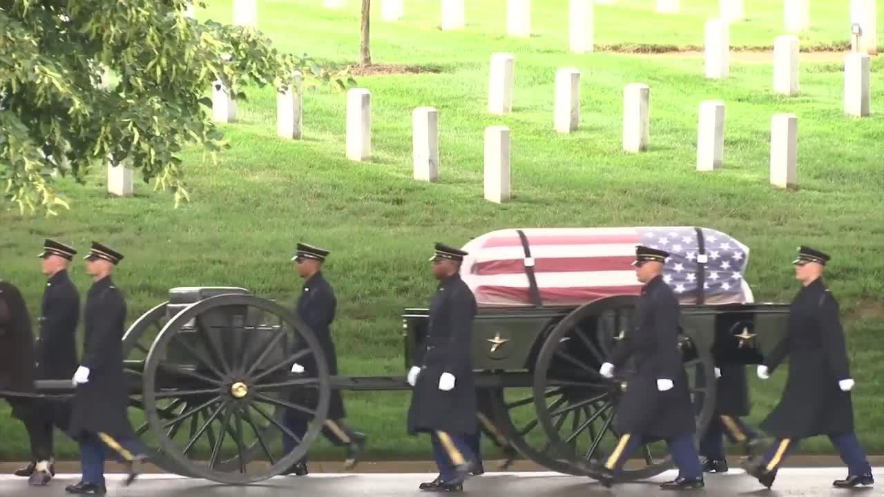 Rockland S Michael Pata Guarded President George H W Bush S Casket