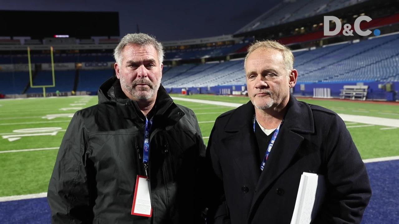 Sal Maiorana and Leo Roth say that Buffalo's 27-23 loss to the New York Jets was 'mortifying.'