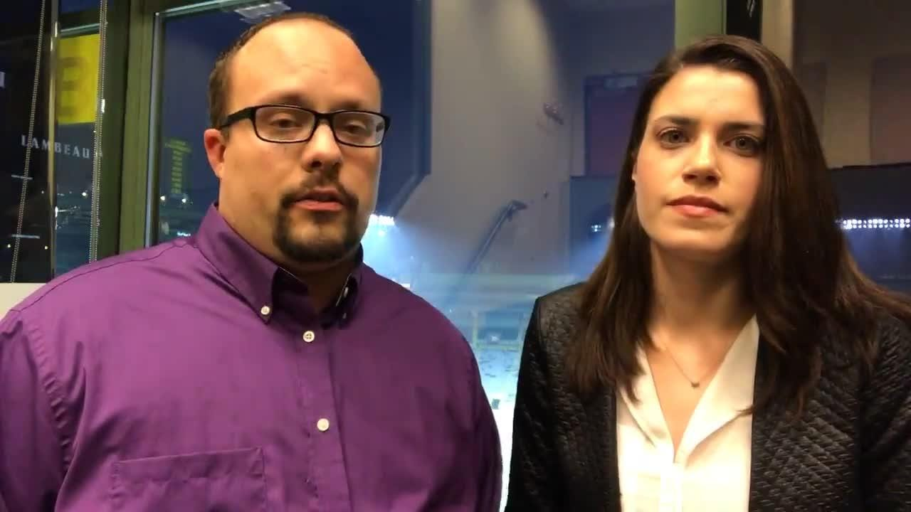 Ryan Wood and Olivia Reiner talk about the Packers' win and answer viewers' questions.
