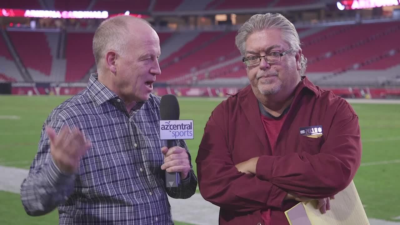 azcentral sports' Kent Somers and Bob McManaman talk about the Cardinals' 17-3 loss to Lions.