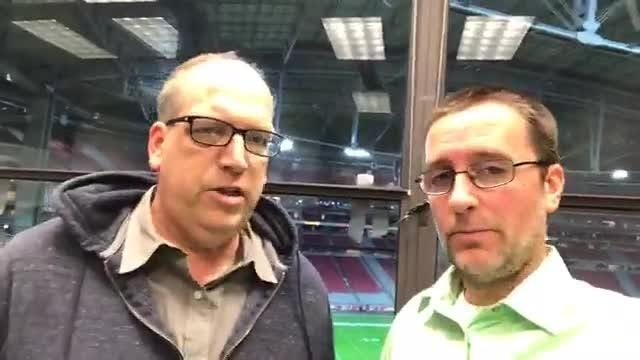 Free Press writers Dave Birkett, Shawn Windsor debate why the Lions winning is important, the career of Ziggy Ansah and offensive woes Dec. 9, 2018.