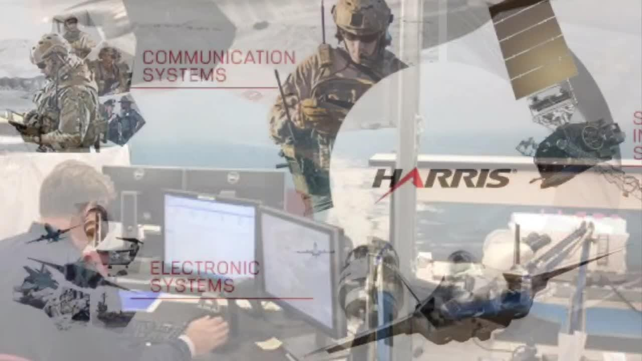 Harris Corp., based in Melbourne, says it's $125 million in research and development will help Florida's economies, including area universities.