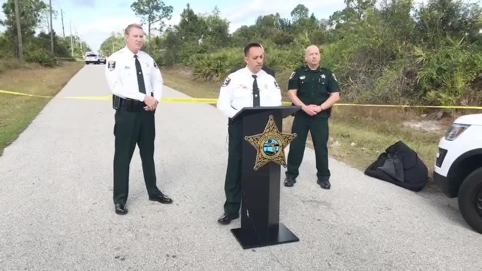 Lee County Sheriff's Office investigating homicide in Lehigh Acres.