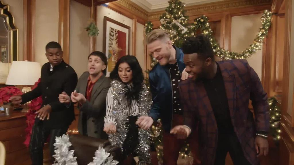 NBC's Pentatonix holiday special airing on Monday