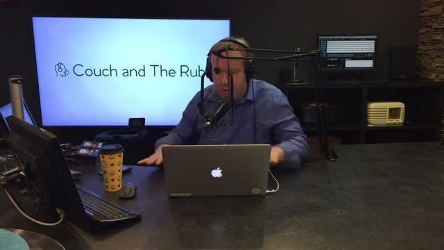 Here's a segment from Monday's Couch and The Rube show, which airs daily 10-noon on the Spotlight Radio Network and on the Couch and The Rube app.