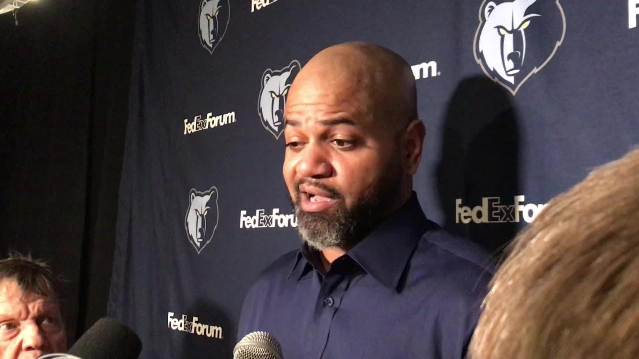The Grizzlies have lost six of their last nine games. Here's why J.B. Bickerstaff says they are not panicking.