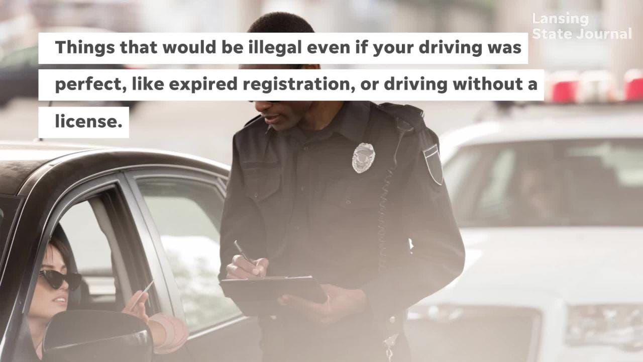 Police and prosecutors often say they want evidence of bad driving when arresting or charging someone for operating under the influence.