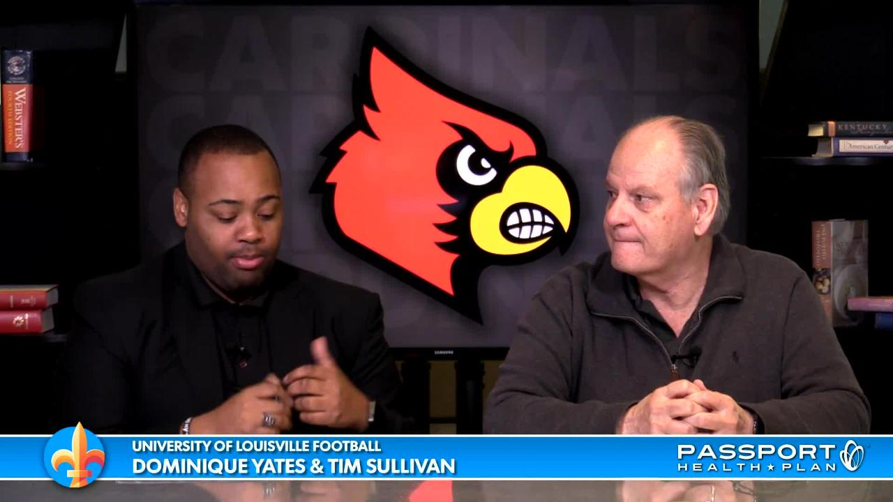 The Courier Journal's Dominique Yates and Tim Sullivan break down recruiting issues for the Louisville football program.