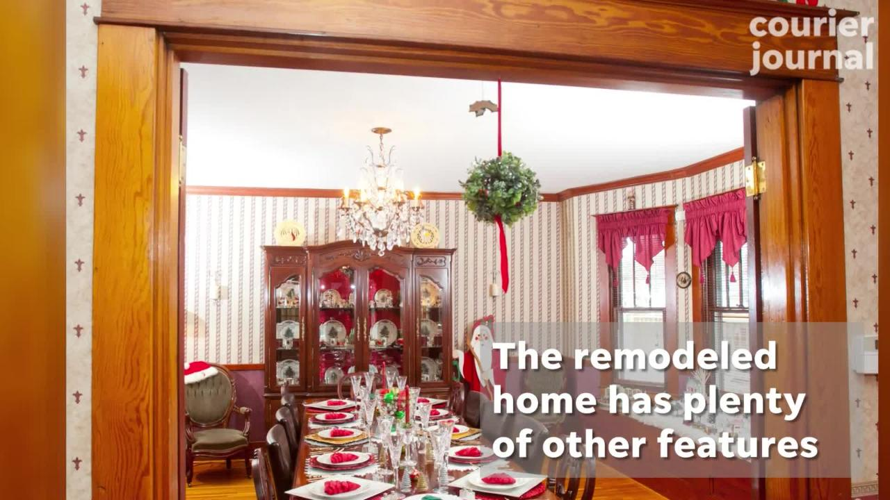 Chris and Kerrie Clifford have tons of Christmas spirit. Check out their Portland home and find out!