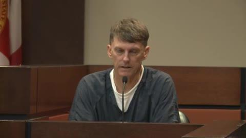 Brian Winchester testifies about plans to kill Mike Williams