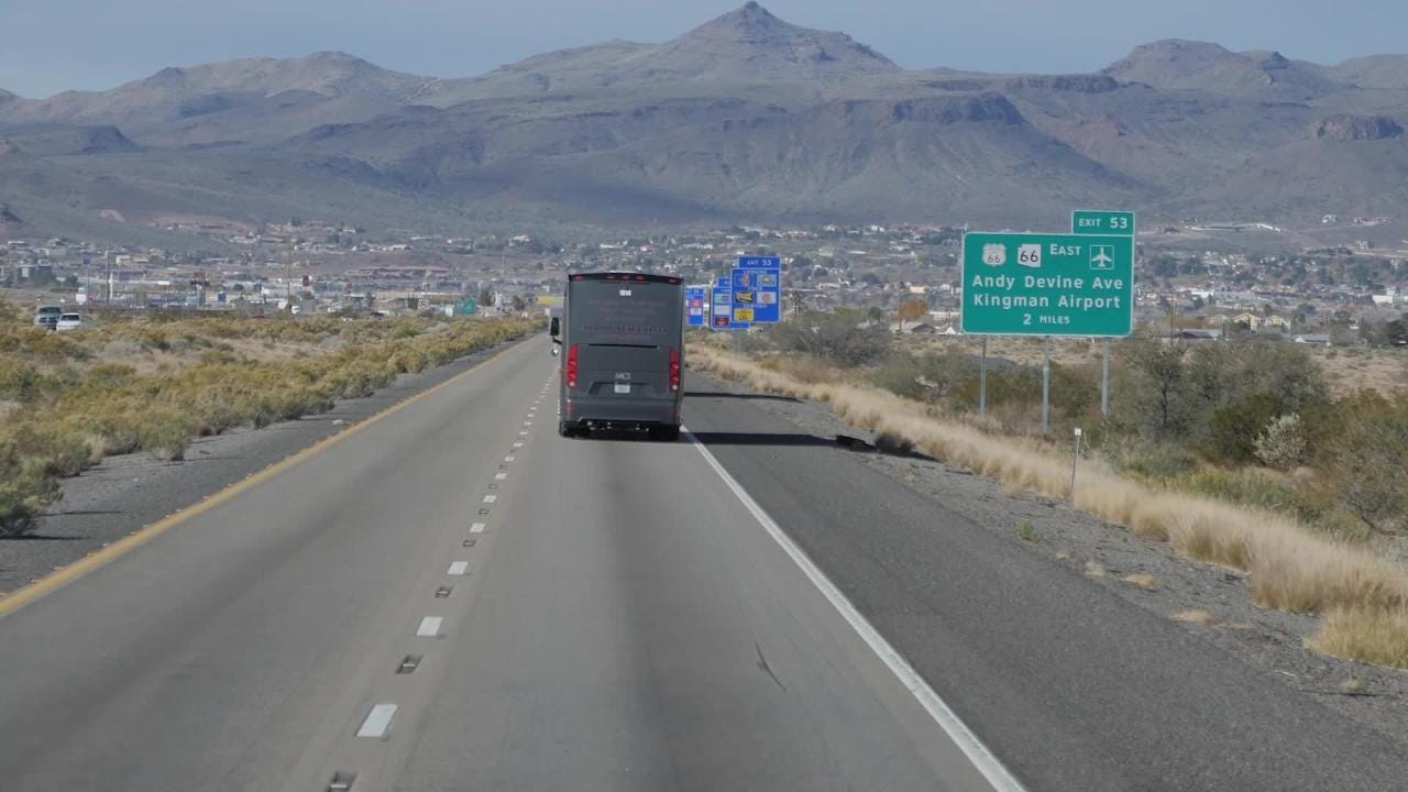 ASU football team goes on road trip to Las Vegas Bowl