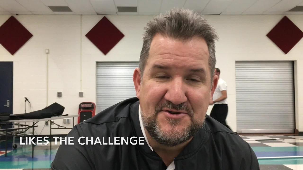Tom Bolden speaks with Scott Springer about taking over Lakota West football