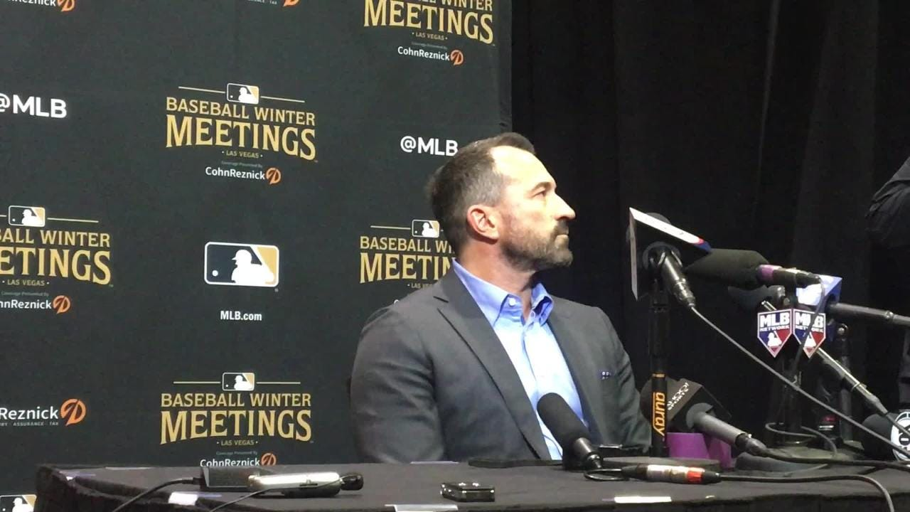 Mets manager Mickey Callaway on the club's catching situation and NL East opponents
