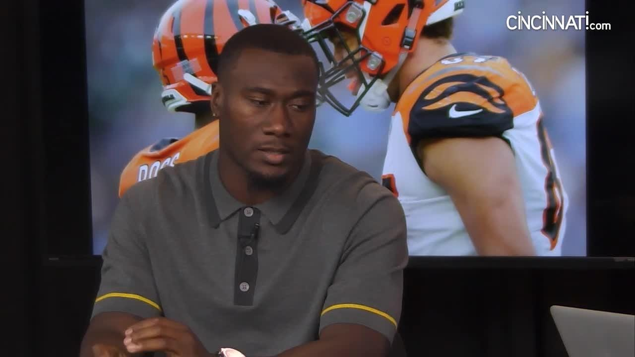 The Bengals beat writers sit down with Shawn Williams on this week's episode of Beyond the Stripes.