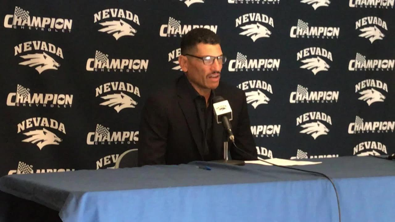 Nevada football coach Jay Norvell discusses the upcoming Arizona Bowl and updates the Pack's latest recruiting news.