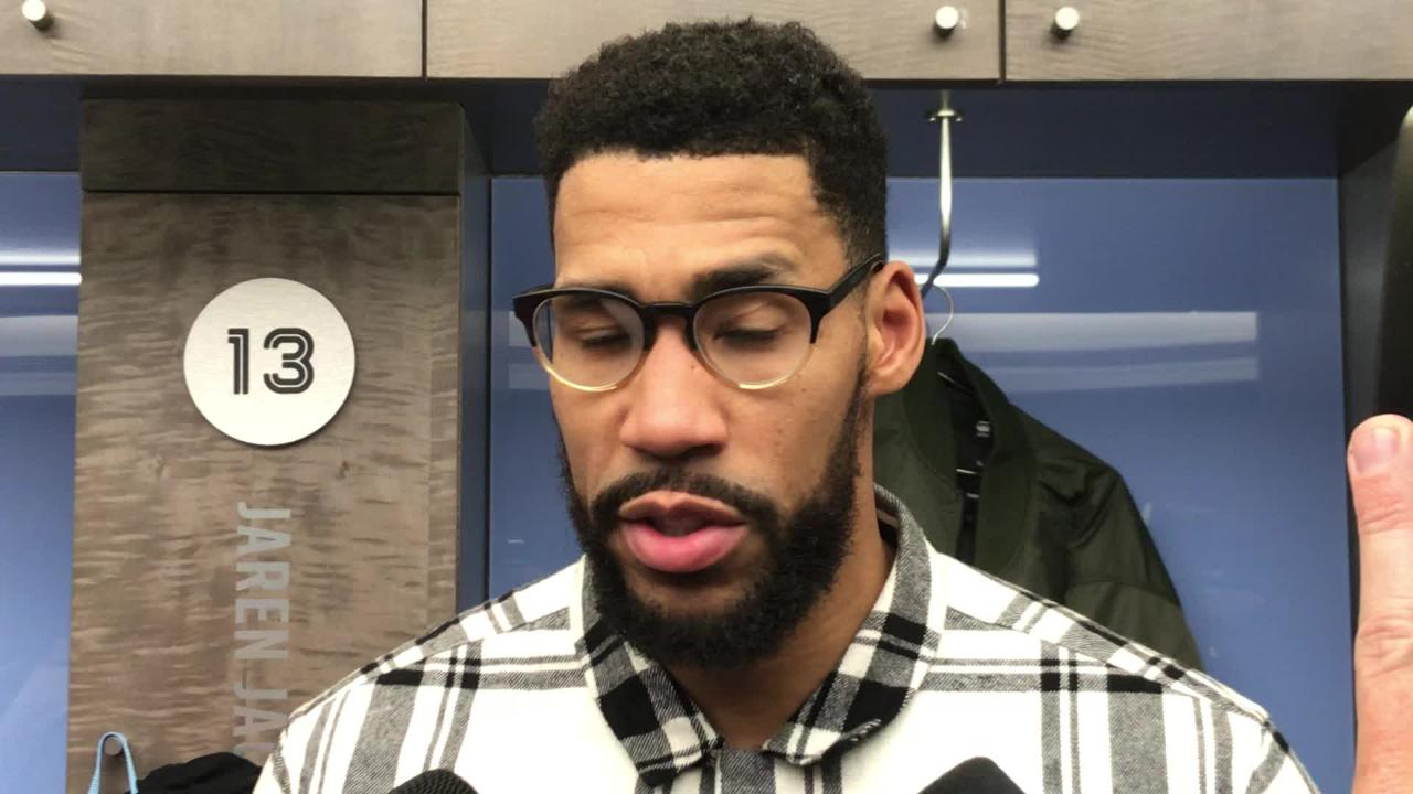 Grizzlies guard Garrett Temple offered a simple but poignant explanation for Memphis' win over Portland on Wednesday night.