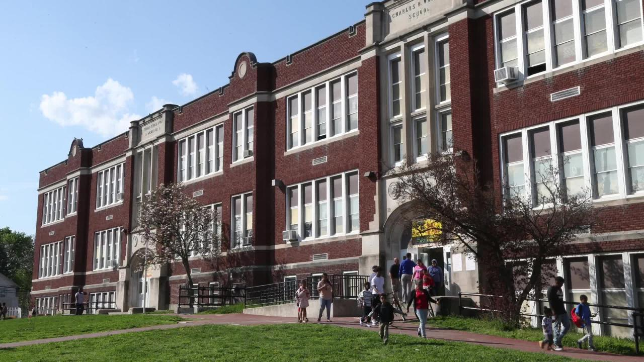 Poughkeepsie school parents have concerns when it comes to building conditions.