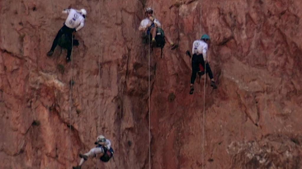 "Trailer: Bear Grylls hosts new ""Eco-Challenge"""