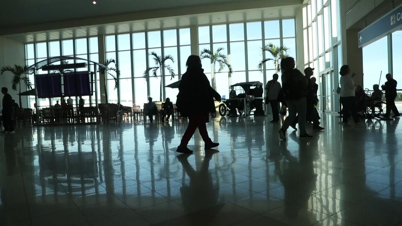 Video: New improvements debut at Southwest Florida International Airport