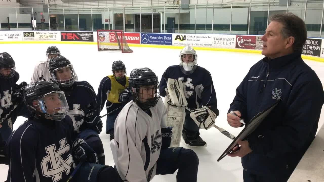 Twenty-six years after beginning his Cranbrook coaching career, Andy Weidenbach is ready for more time with grandkids.