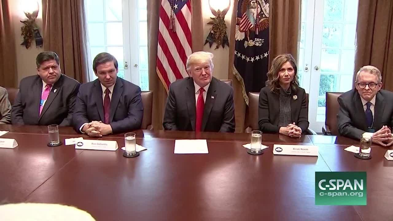 Governor-elect Bill Lee was at the White House on December 13, 2018 to meet with President Trump