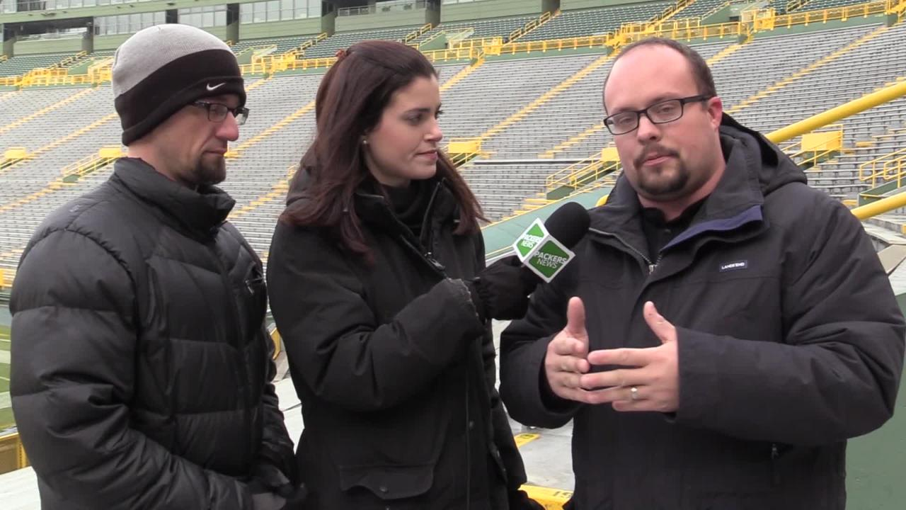 Jim Owczarski, Olivia Reiner and Ryan Wood discuss the Packers' Week 1 performance against the Bears at and how it may translate to Week 15.