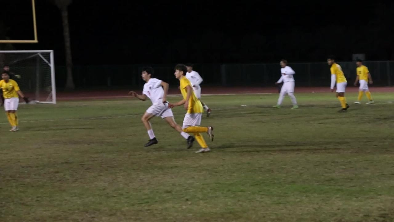 The Rams will look to win their 40th consecutive league match on Dec. 18 against Twentynine Palms