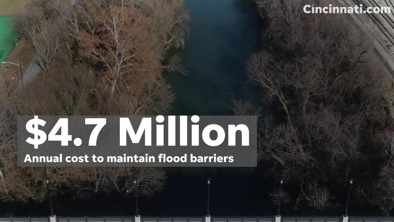 A Tax may be coming to help maintain the Mill Creek flood control systems.