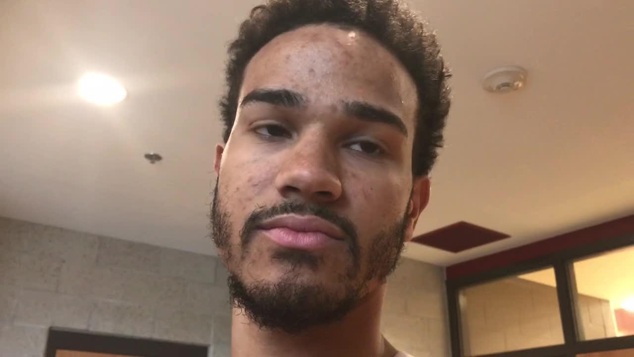 Nick Weiler-Babb looking forward to Iowa State having a full basketball roster for a change