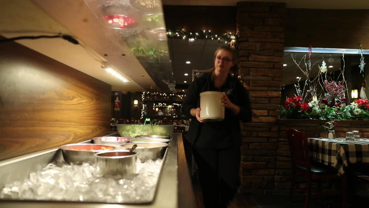 Roepke's Village Inn owners Barb and John Roepke talk about the history behind their supper club.