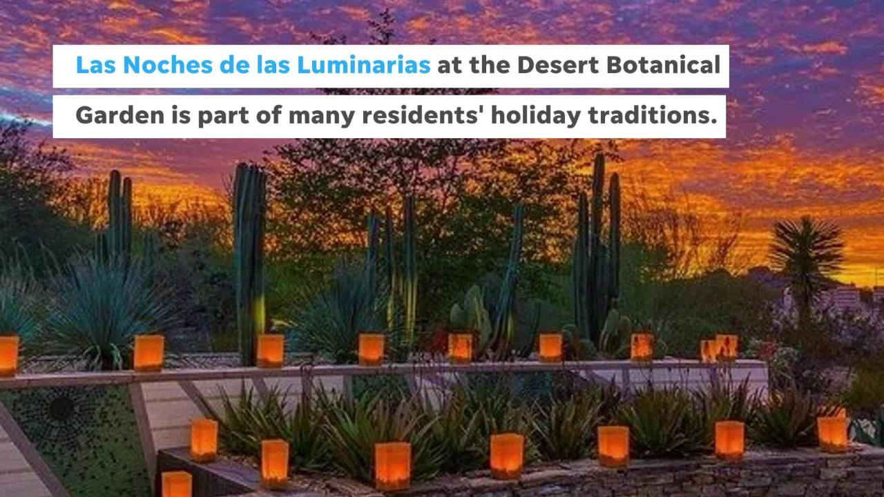 The most Arizona holiday traditions
