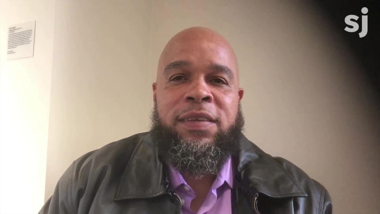 Gerard Richardson talks about his exoneration