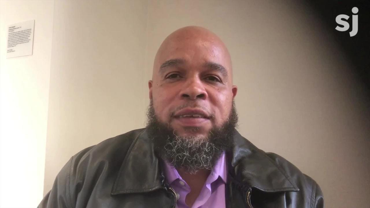 Gerard Richardson traveled to Oregon to talk to lawmakers about DNA and exoneration.