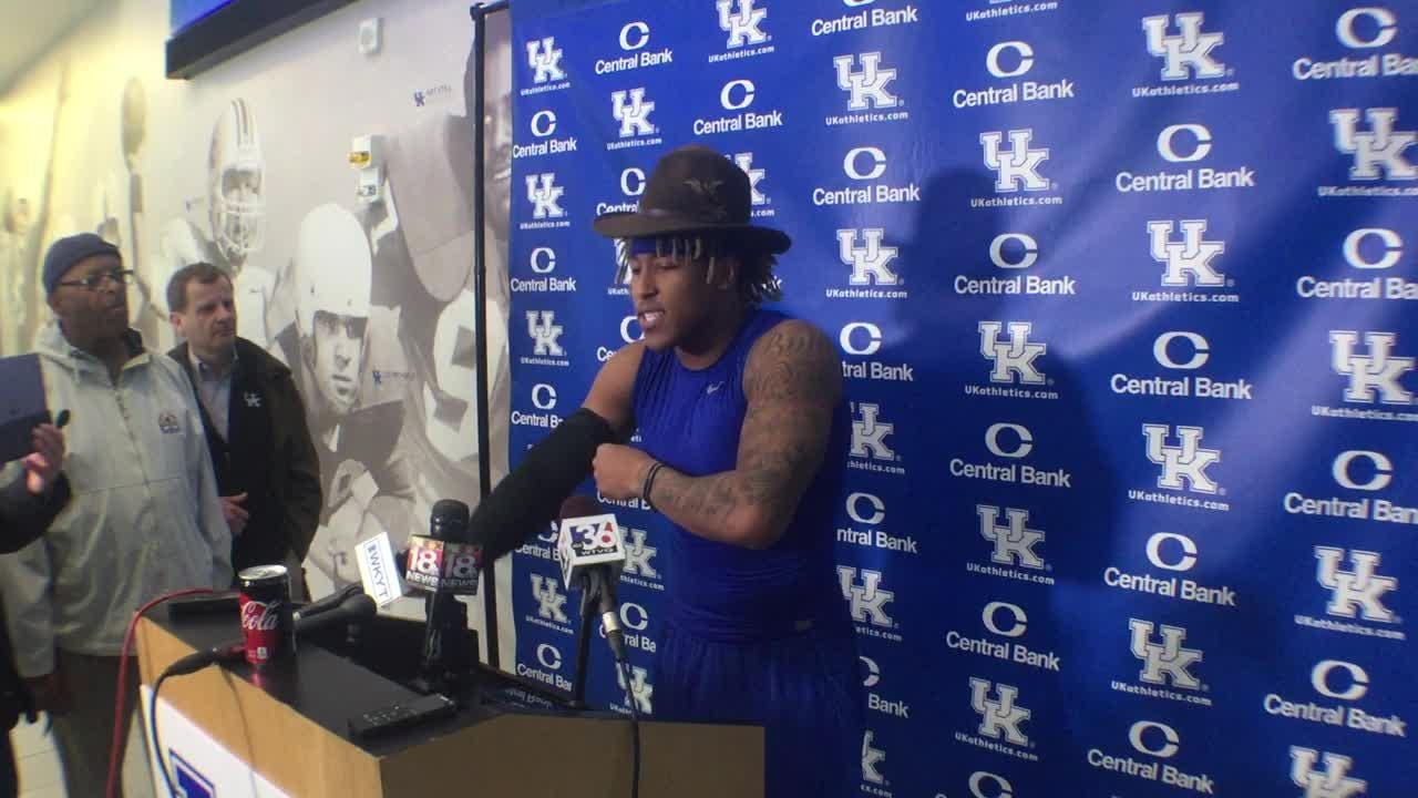 Kentucky running back Benny Snell breaks down his NFL draft decision.