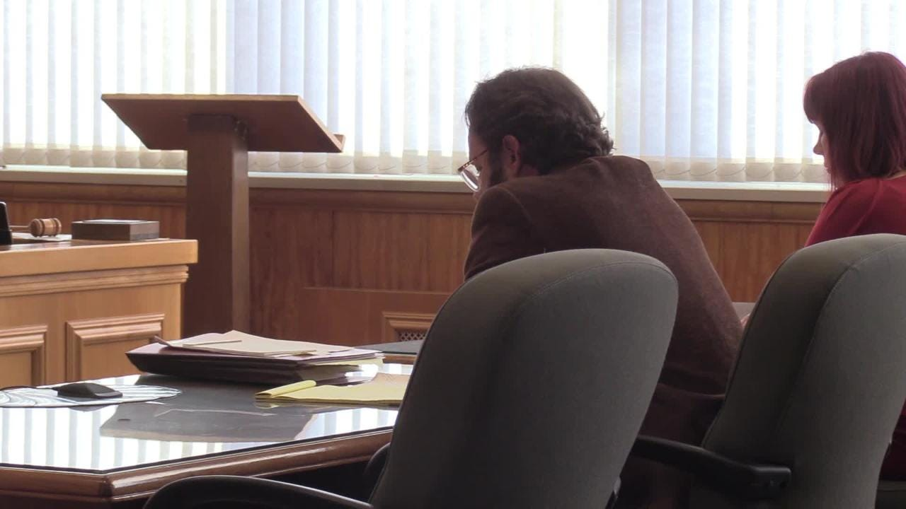 James Georgeson sentenced to 15 years in prison for killing son.