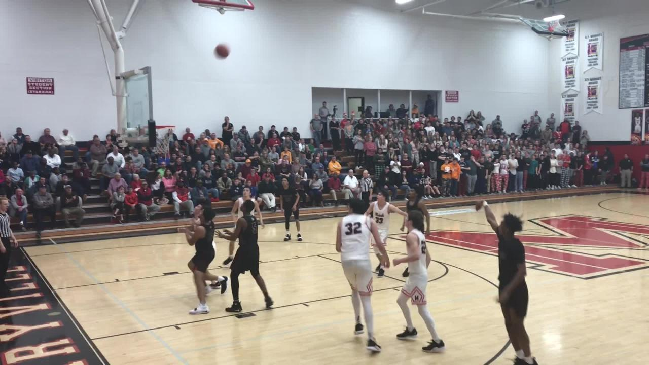 Highlights from Maryville's last-second victory over Bearden