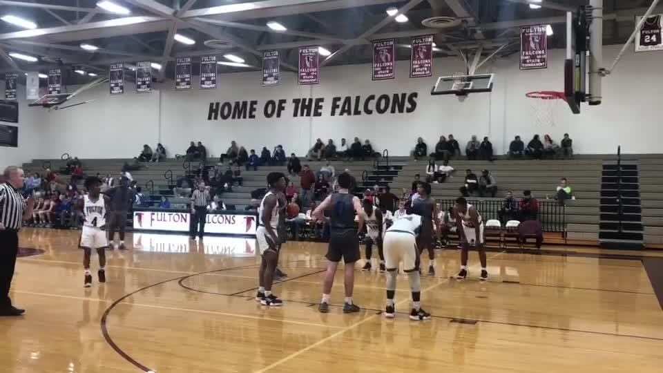 Highlights from Cleveland's 69-58 over Fulton. The Falcons suffered their first loss of the season