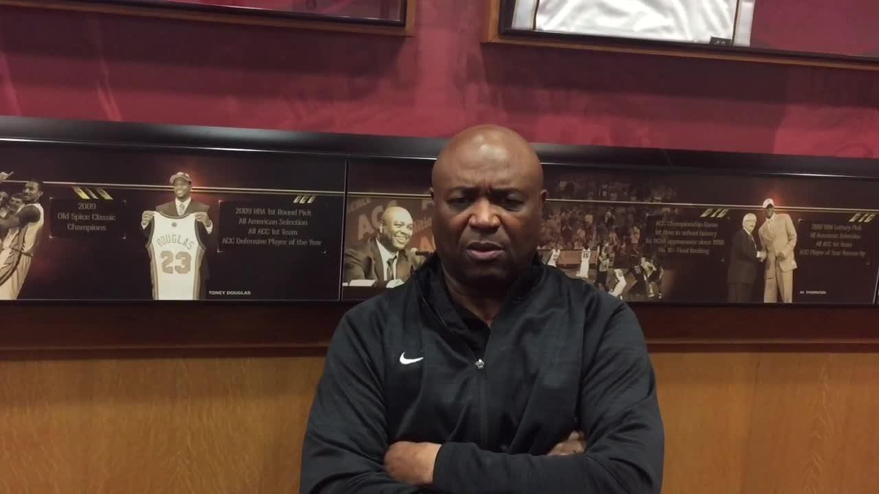 Watch it: Leonard Hamilton talks ahead of FSU's game vs. Southeast Missouri
