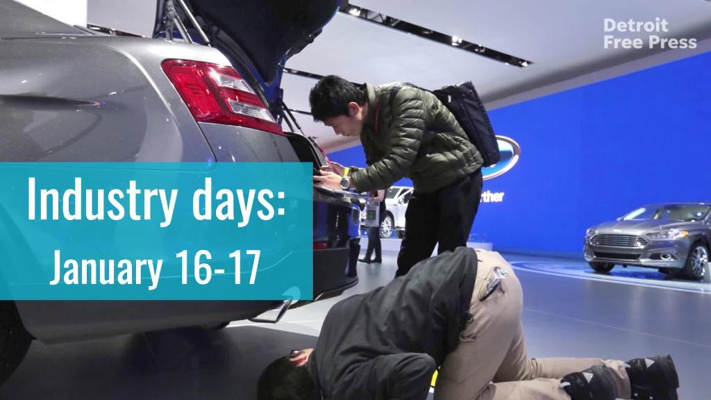 Detroit Free Press Auto >> 2019 Detroit Auto Show What To Know