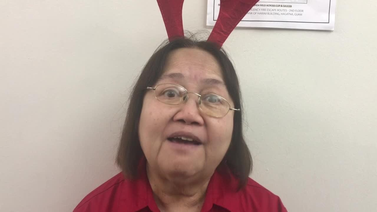 Sugar Plum Tree President and Executive Director Bobbie Leon Guerrero talks about the the Big Wrap and importance of giving to those less fortunate.