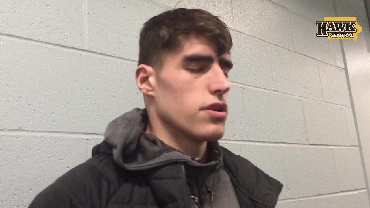 Luka Garza agrees, the Hawkeyes are finding fun in playing good defense