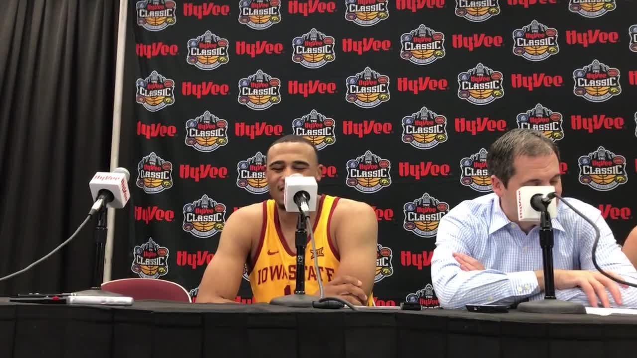 Iowa State freshman star went against the orders of his coach