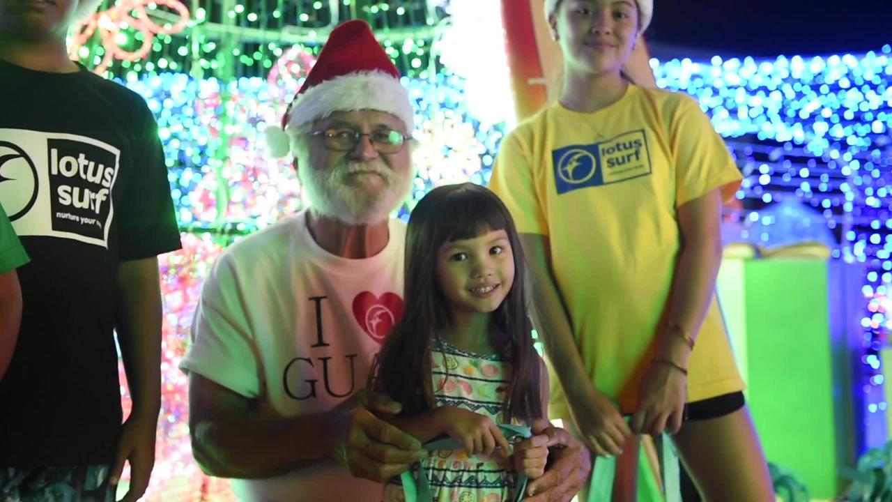 Holiday memories at GVB's Christmas Village