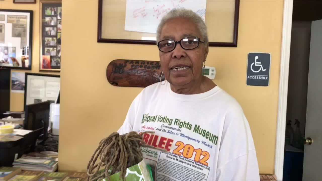 WATCH: Georgia Blackmon to close Gathering Awareness and Book Center