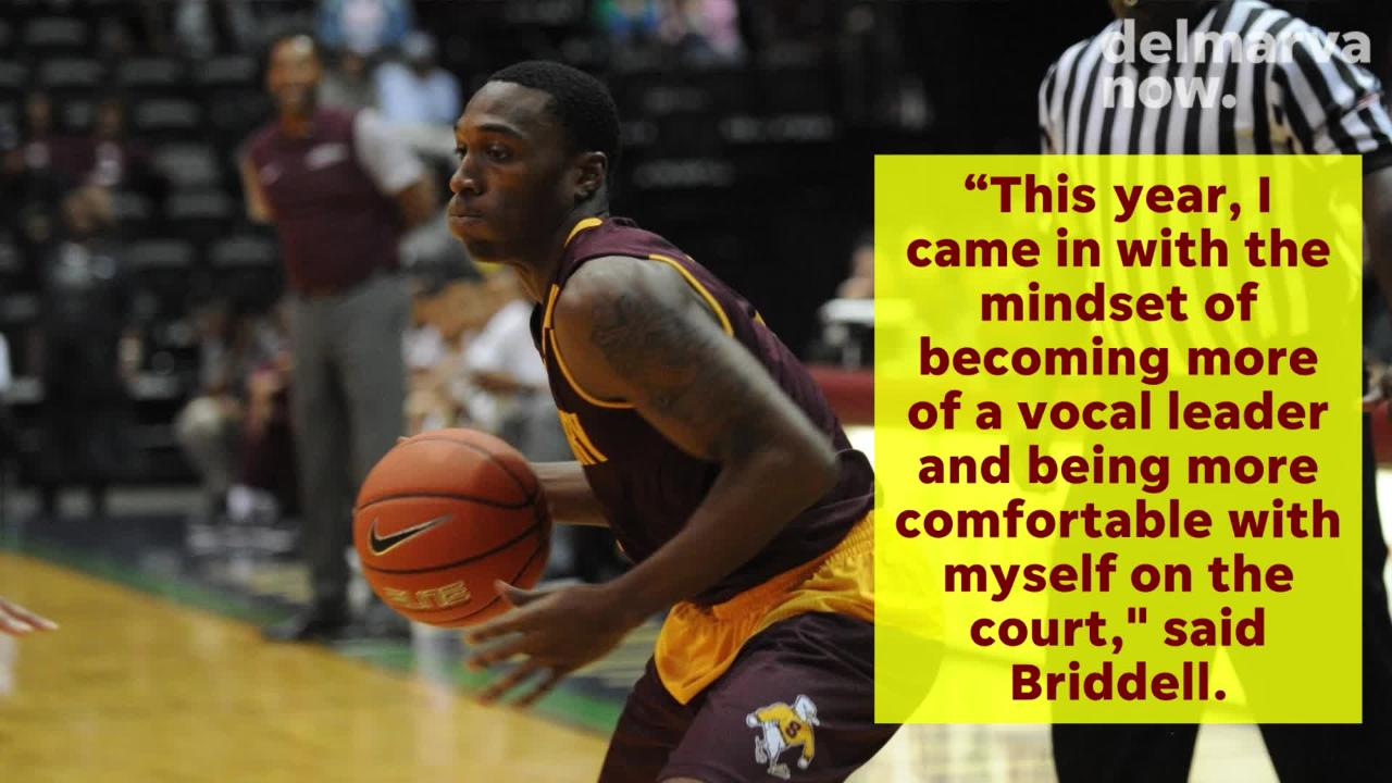 One player who has been crucial to Salisbury's success is Stephen Decatur graduate Gary Briddell.