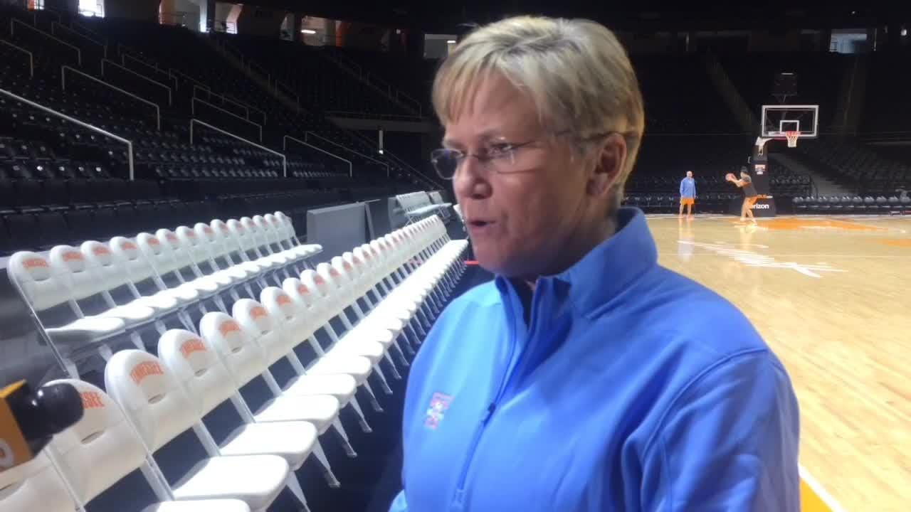 Tennessee versus Stanford will be a matchup of top 10 teams Tuesday at Thompson-Boling Arena.