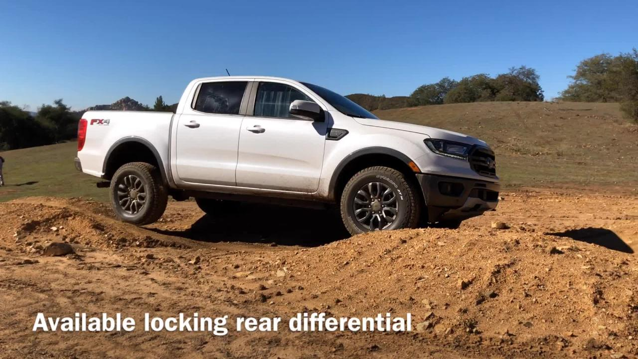 Jeep Truck >> Video: 2019 Ford Ranger first drive