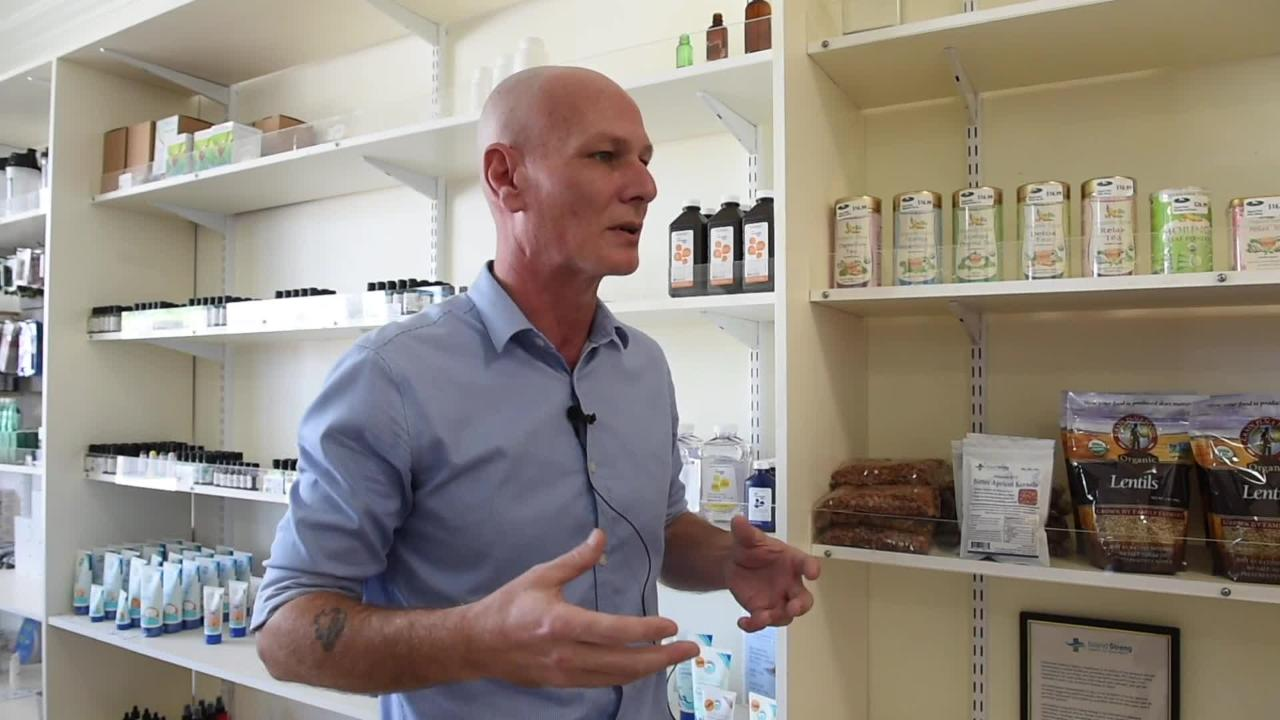 Island Strong's Jason Gregg on health and wellness