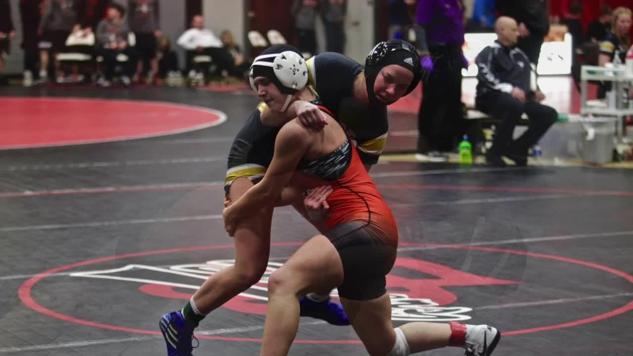 Emma Cochran, a senior female wrestler at Chariton, talks about the growing girls' wrestling movement in Iowa and what she hopes comes from it.